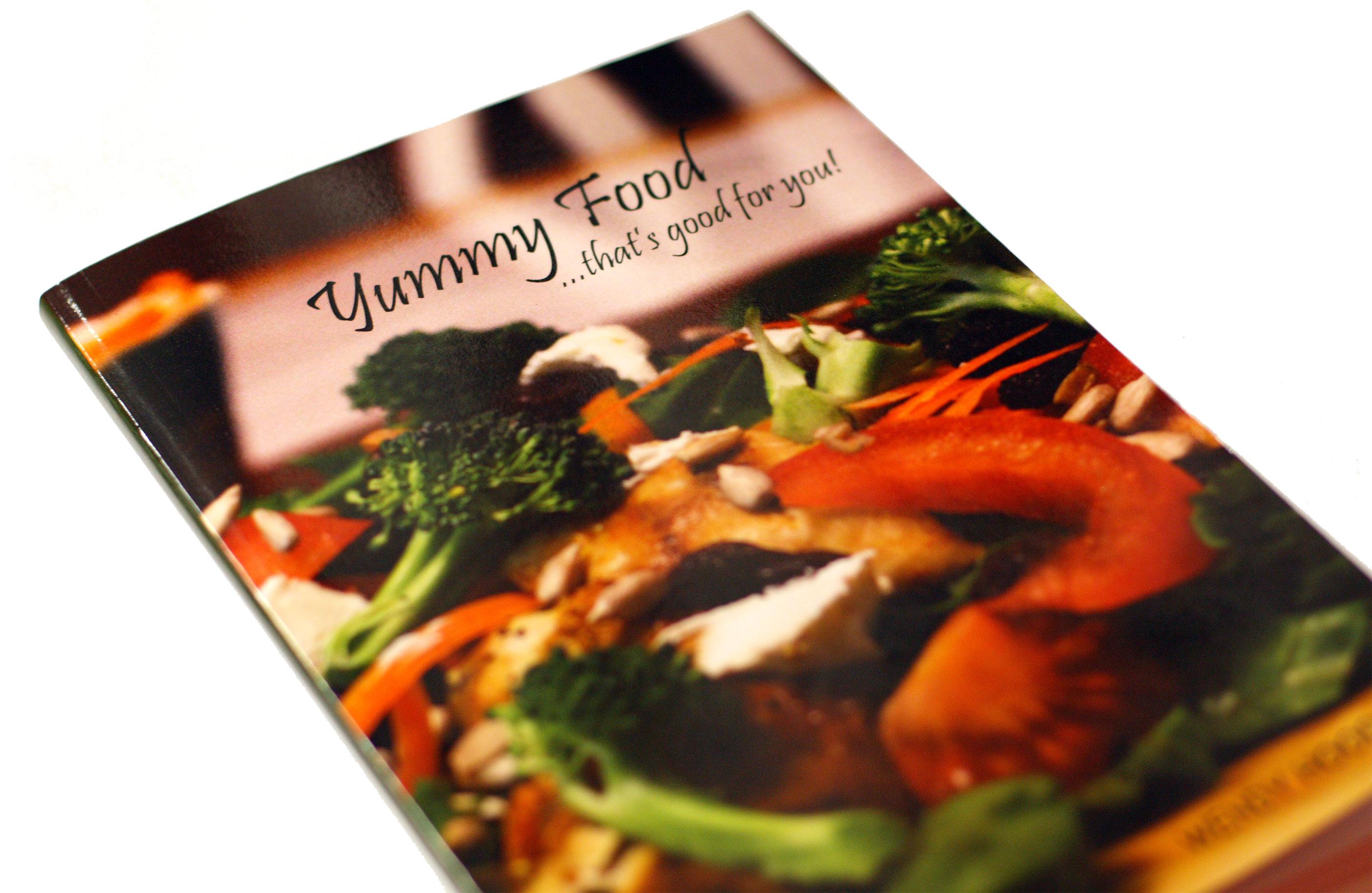 Client Spotlight: Recipe Book Now In Print!