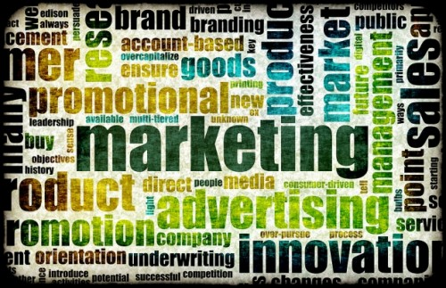 Marketing, promotion and advertising